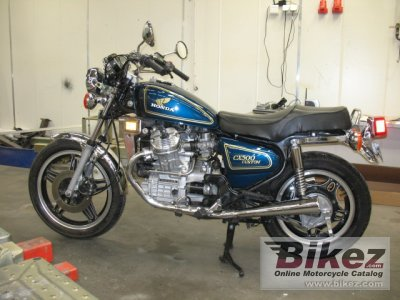 1979 Honda CX 500 Custom (reduced effect) photo