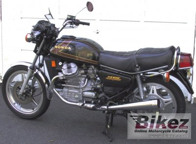 1979 Honda CX 500 photo