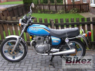 1979 Honda CB 400 A photo