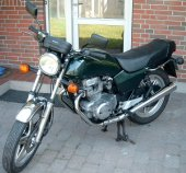 1979 Honda CB 400 N photo