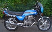 1979 Honda CB 250 N photo