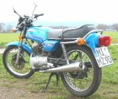 1979 Honda CB 125 T photo