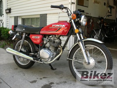 1979 Honda CB 125 S photo