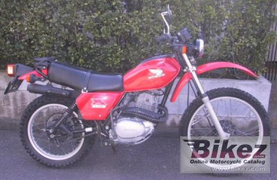 1979 Honda XL 250 S photo