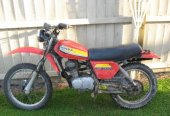 1979 Honda XL 100 photo