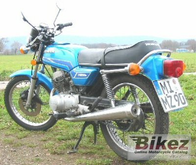1979 honda cb 125 t specifications and pictures. Black Bedroom Furniture Sets. Home Design Ideas