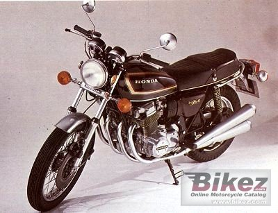 1979 Honda Cb 750 K Specifications And Pictures