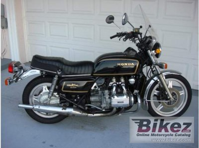 1979 Honda Gl 1100 Gold Wing Specifications And Pictures
