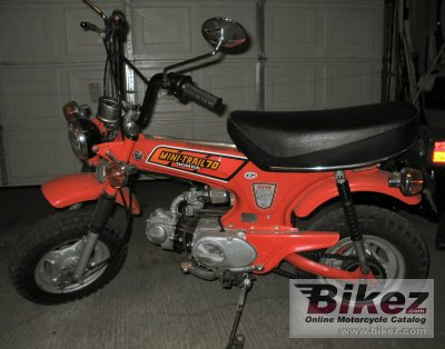 1979 honda st 70 dax specifications and pictures. Black Bedroom Furniture Sets. Home Design Ideas
