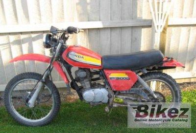 1979 honda xl 100 specifications and pictures rh bikez com 1975 Honda XL 100 honda xl 100 service manual