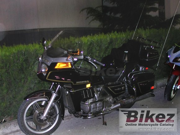 1980 Honda GL 1100 Gold Wing photo