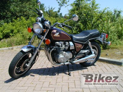 1980 Honda CB 650 C photo