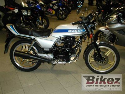 1980 Honda CB 400 N photo