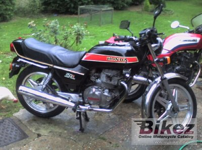 1980 Honda CB 250 N photo