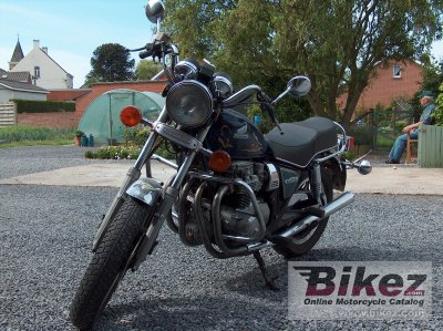 1980 Honda CB 650 C (reduced effect) photo