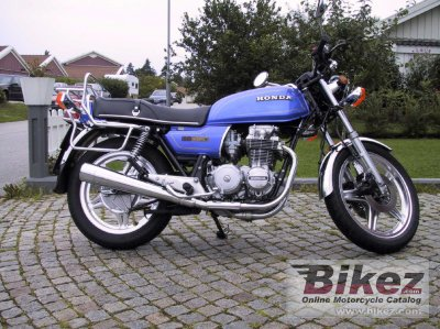 1980 Honda CB 650 photo