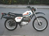 1980 Honda XL 500 S photo