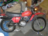 1980 Honda XL 185 S photo