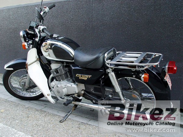 Honda CD 200 Twin Benly