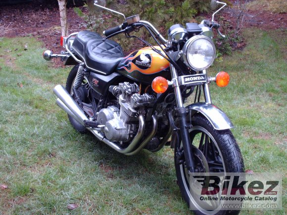 1980 Honda CB 750 C photo