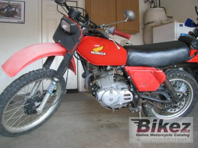 1980 Honda XR 500 photo