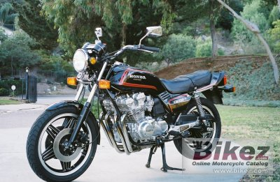 1980 honda cb 750 f specifications and pictures