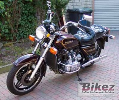 1980 Honda GL 1100 Gold Wing