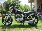 1981 Honda CB 650 C photo