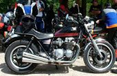 1981 Honda CB 650 C (reduced effect)