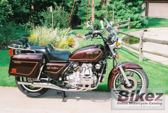 Honda GL 1100 Gold Wing