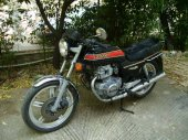1981 Honda CB 250 N photo