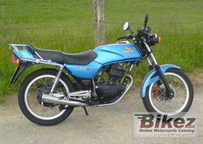 1981 Honda CB 250 RS photo