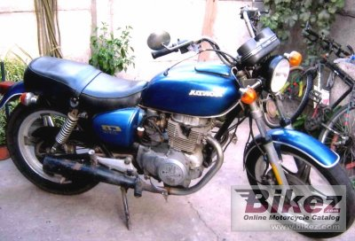 1981 Honda CB 400 N (reduced effect) photo