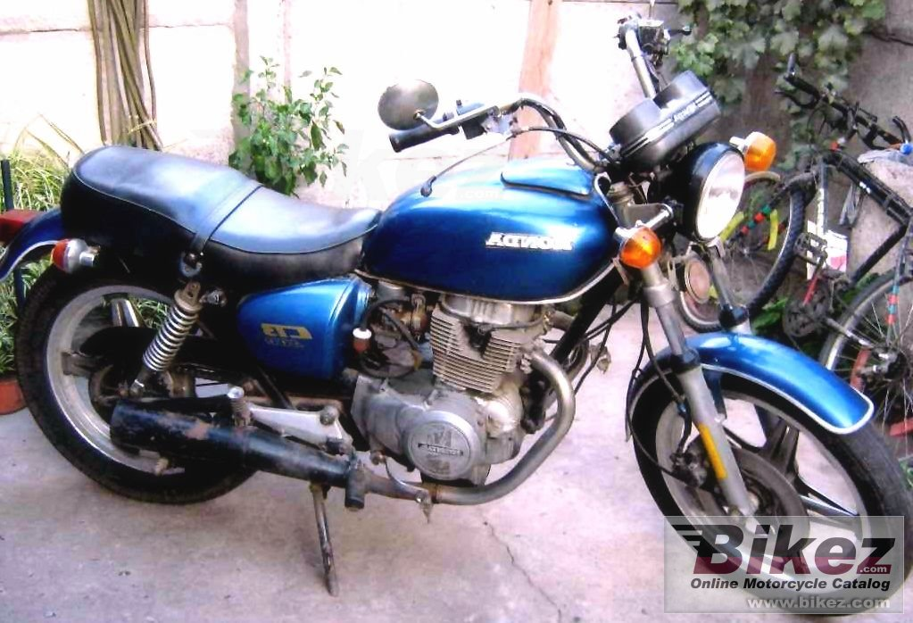 LE cb 400 n (reduced effect)