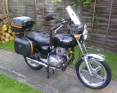 1981 Honda CB 400 T Hondamatic photo