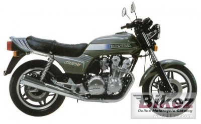 1981 Honda CB 750 F photo