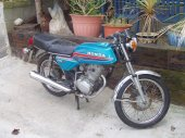 1981 Honda CB 100 N photo
