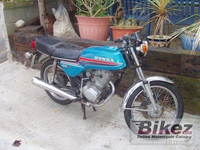 1981 Honda CB 100 N