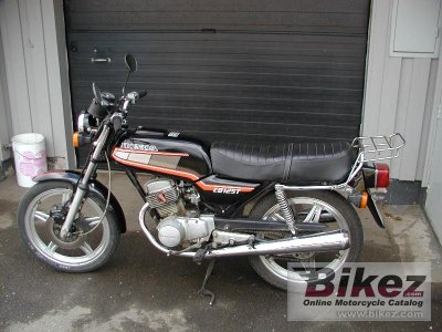 1981 honda cb 125 t 2 specifications and pictures. Black Bedroom Furniture Sets. Home Design Ideas