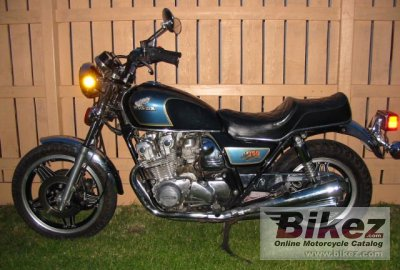 1981 Honda CB 750 C specifications and pictures
