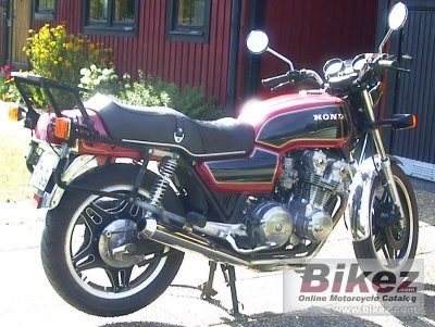 1981 honda cb 750 k specifications and pictures. Black Bedroom Furniture Sets. Home Design Ideas
