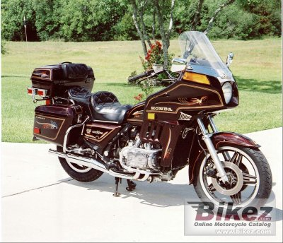 1981 Honda GL 1100 Gold Wing Interstate