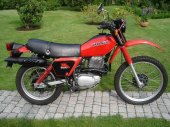1982 Honda XL 500 S photo