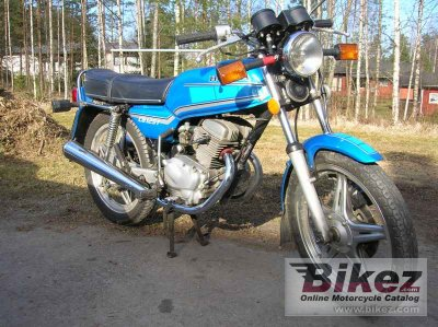 1982 Honda CB 125 T 2 photo