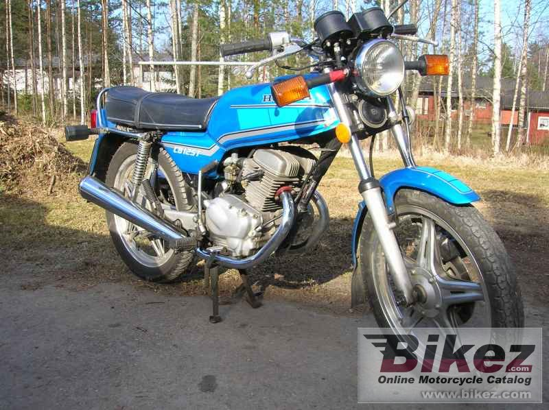 nymous user. cb 125 t 2