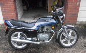 1982 Honda CB 250 N photo