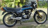 1982 Honda CB 400 N photo