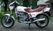 1982 Honda CX 500 E photo