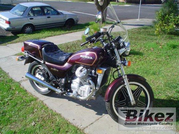 1981 honda silverwing gl500 owners manual