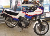 1982 Honda CBX 550 F 2 photo